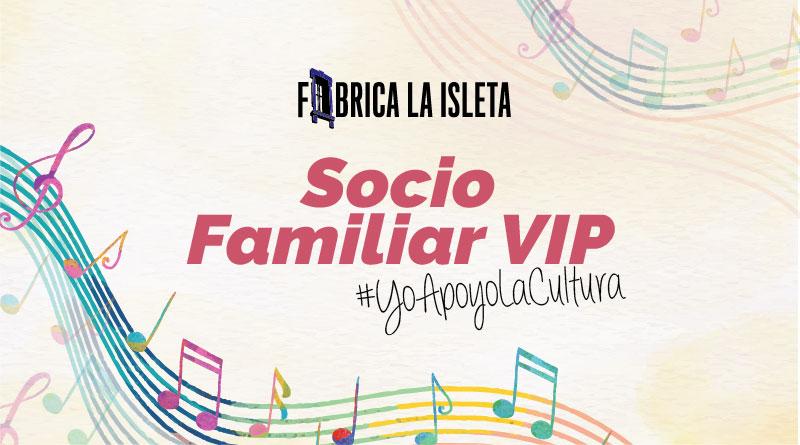 Tarjeta Fábrica Familia VIP