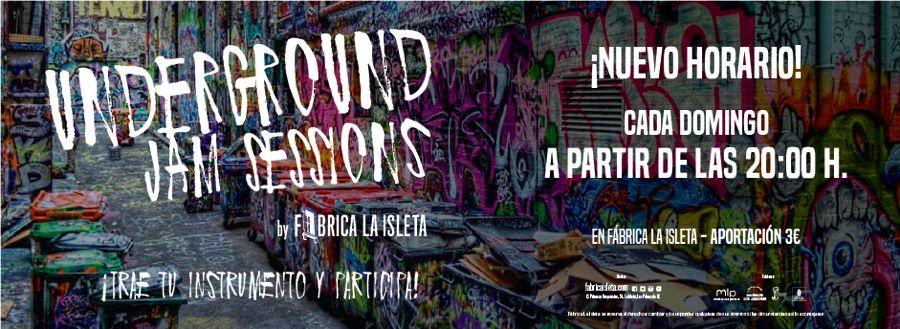 Underground Jam Sessions