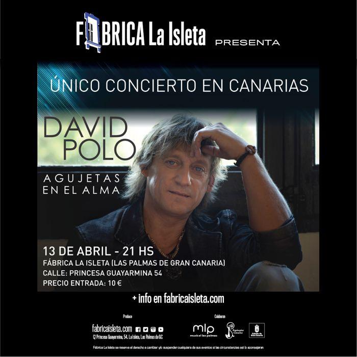 """David Polo – """"Agujetas en el alma"""""""