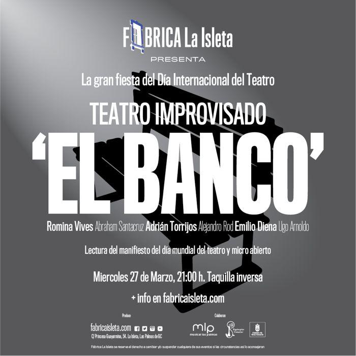 """Espectáculo """"El Banco"""""""