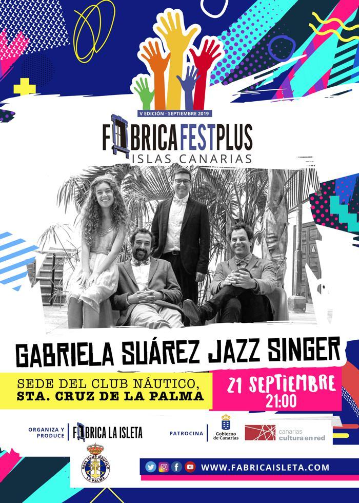 Gabriela Suárez Jazz Singer – La Palma