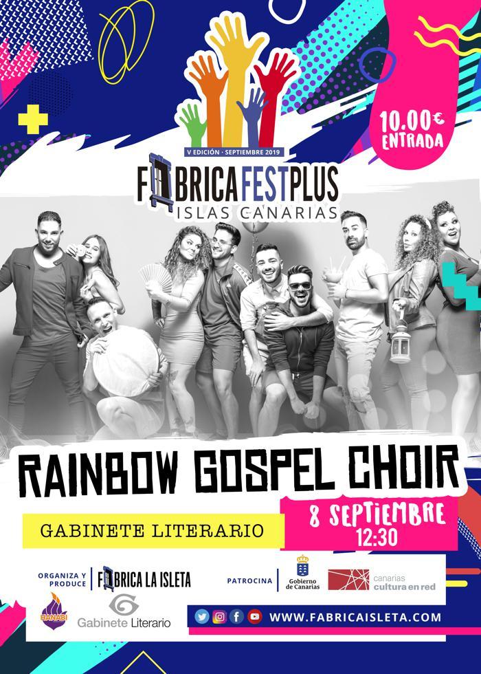 Concierto Rainbow Gospel Choir