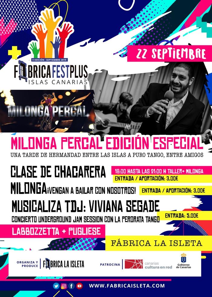 Milonga Percal Edición Especial