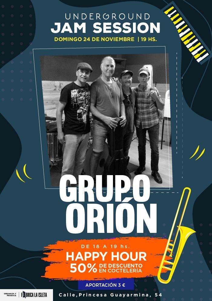 GRUPO ORIÓN