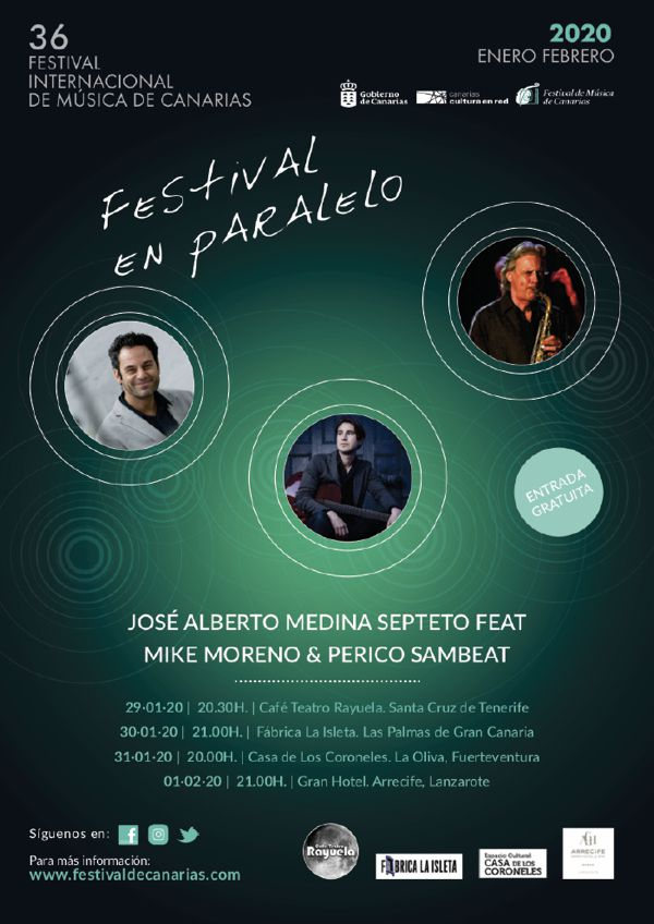 José Alberto Medina Septeto feat. Mike Moreno