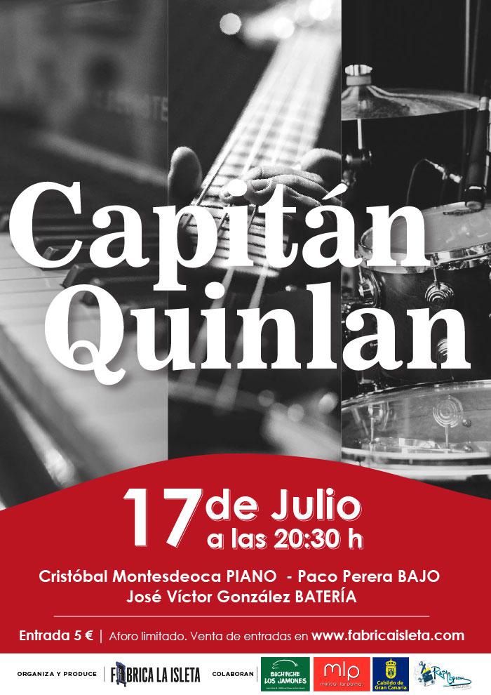 CAPITÁN QUINLAN
