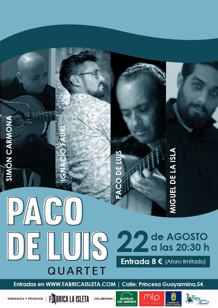 Paco de Luis Quartet