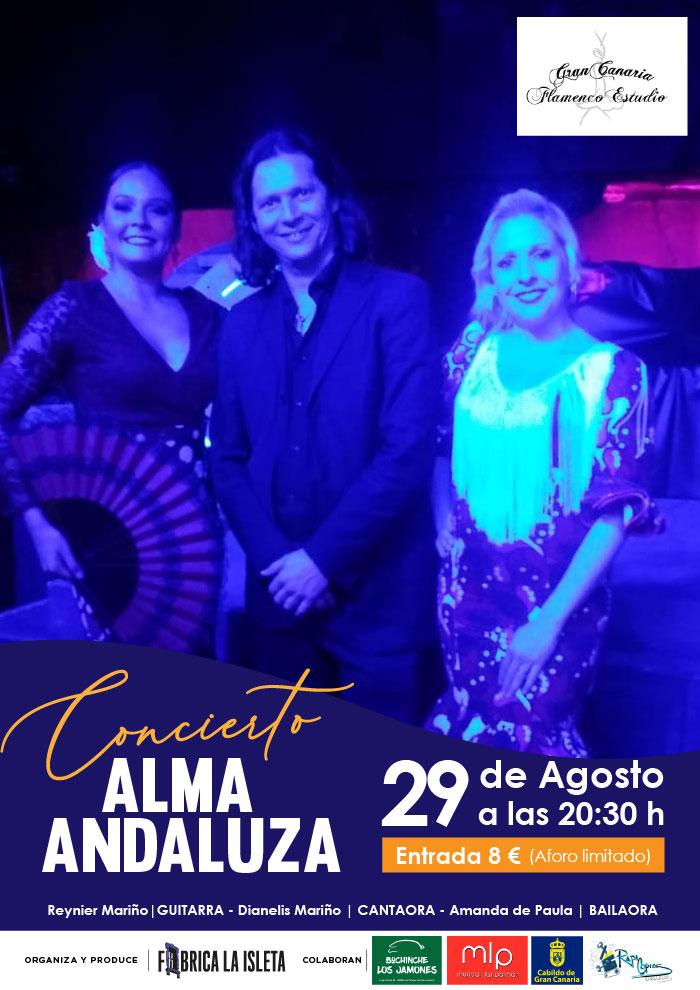Concierto Alma Andaluza
