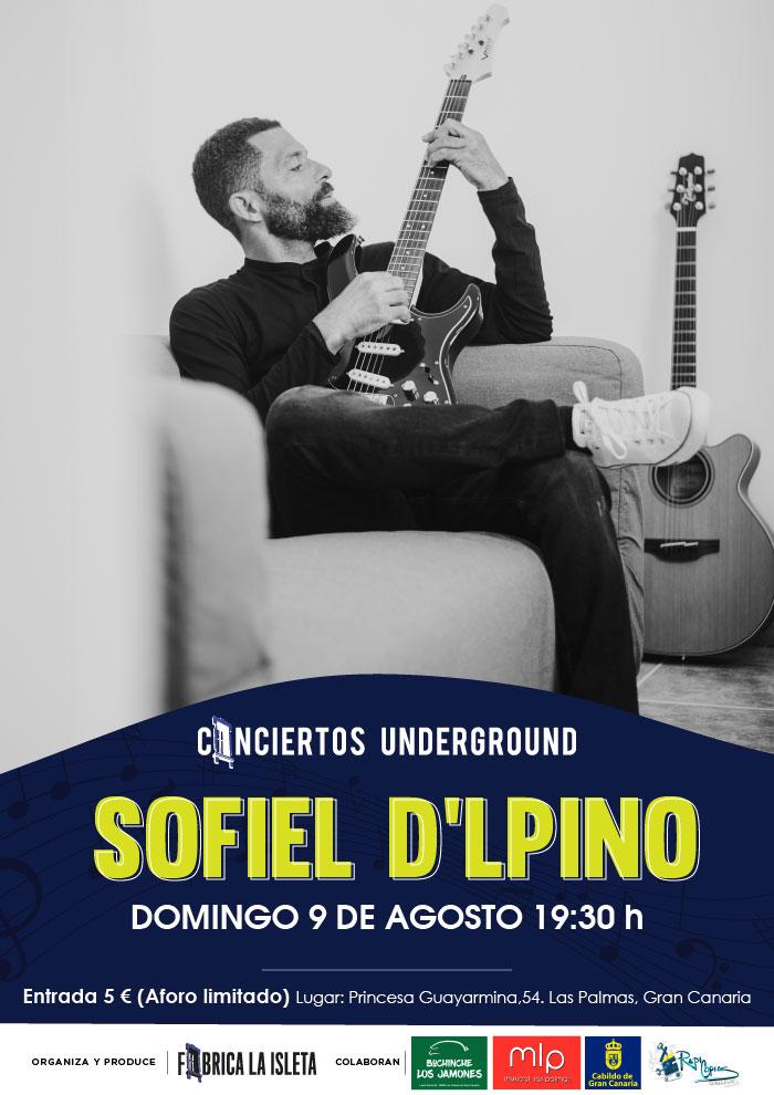 Sofiel D'lpino – Conciertos Underground