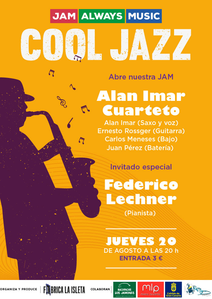 JAM ALWAYS MUSIC – Cool Jazz