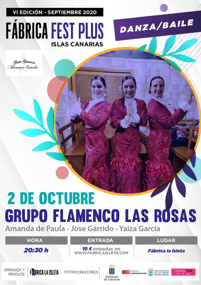 Grupo Flamenco Las Rosas