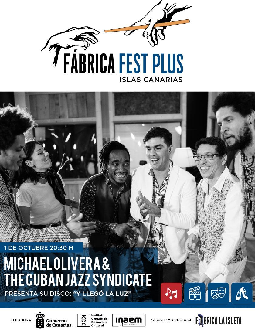 Michael Olivera & The Cuban Jazz Syndicate